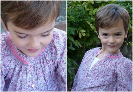 Coupe courte enfant - Modele coupe petite fille ...