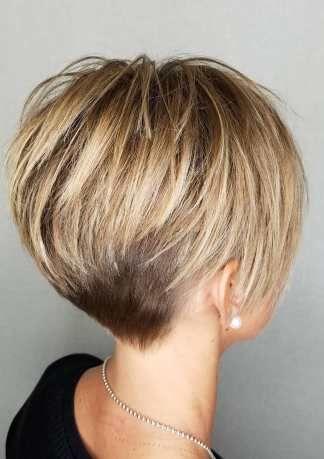 Cheveux court femme 2020