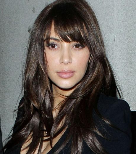 coupe femme cheveux long avec frange
