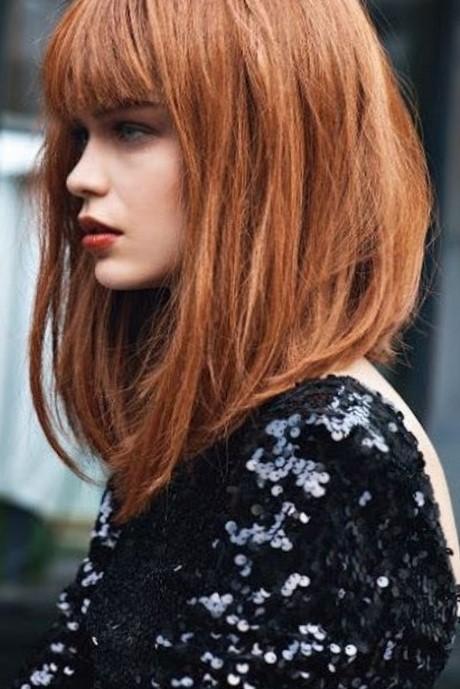 coupe de cheveux femme carr plongeant long